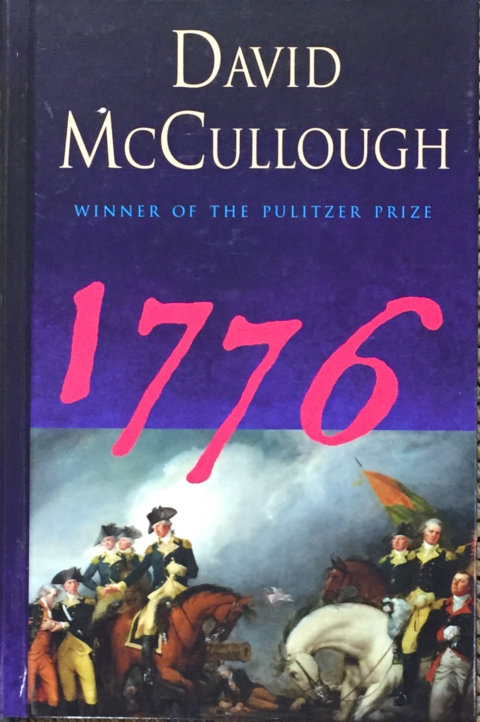 1776 by david mccullough The paperback of the 1776 by david mccullough at barnes & noble free shipping on $25 or more 15% off your order with code bookmark  spend $25, get free shipping.